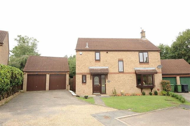Thumbnail Detached house for sale in Lyle Court, Wellingborough