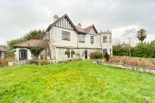 Thumbnail Detached house for sale in Cotmer Road, Lowestoft, Suffolk