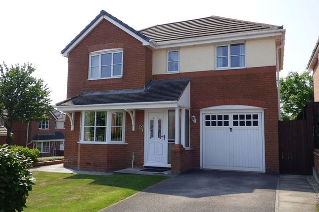 4 bed detached house for sale in Saxon Heights, Heysham, Morecambe