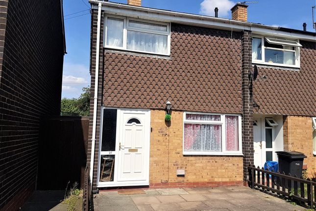 Thumbnail End terrace house for sale in Rutland, Shrewsbury