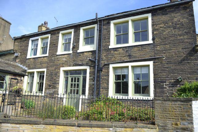 Thumbnail Terraced house for sale in Market Street, Thornton, Bradford