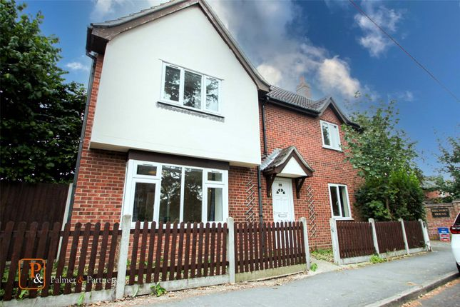 Thumbnail Detached house to rent in Rectory Road, Wivenhoe, Colchester, Essex