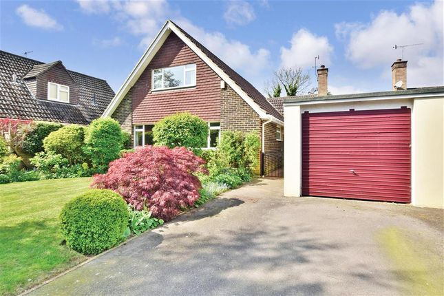 Thumbnail Detached house for sale in Hatchgate, Horley, Surrey