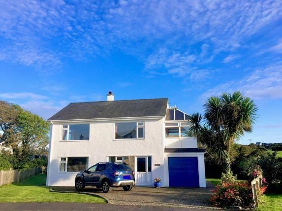 Thumbnail Detached house for sale in Dwyfor Estate, Bwlchtocyn, Pwllheli, Gwynedd