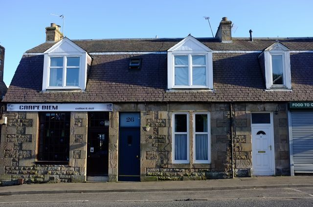 Thumbnail Town house to rent in Main Street, Kirkliston, West Lothian