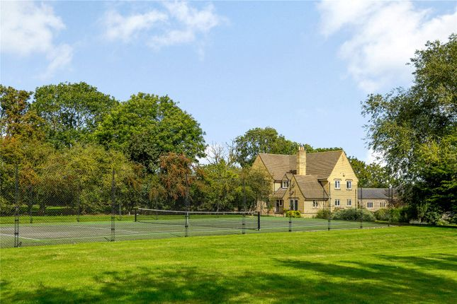 Thumbnail Equestrian property for sale in Springlodge Farm, Bullock Road, Haddon, Peterborough