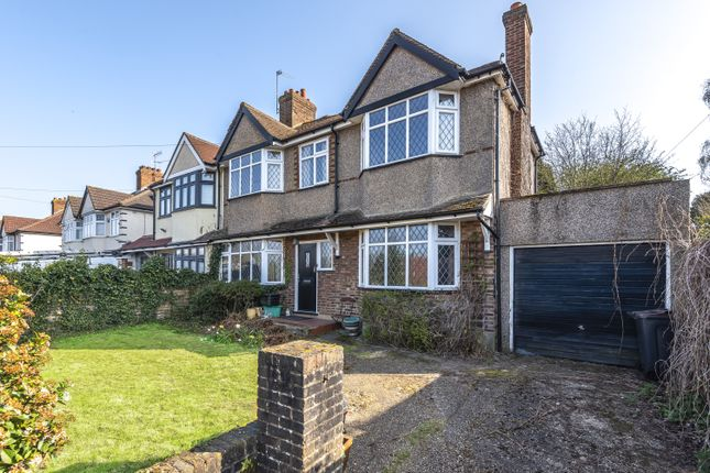 Thumbnail Semi-detached house for sale in Old Priory Avenue, Orpington
