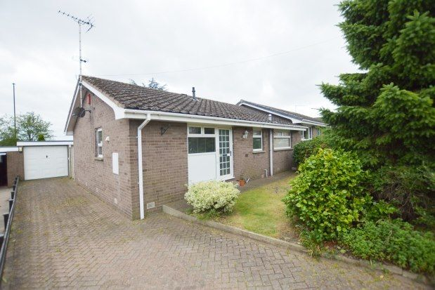 Thumbnail Semi-detached bungalow to rent in Twickenham Crescent, Sheffield