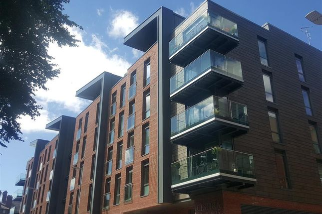 Thumbnail Flat to rent in George Street, Chester