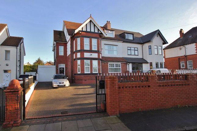 Thumbnail Semi-detached house for sale in School Lane, Bidston, Wirral