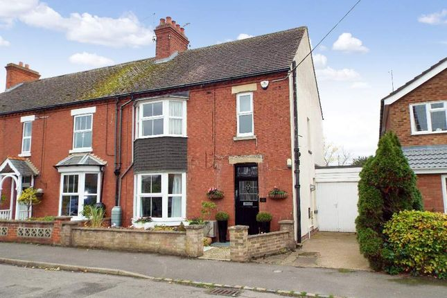 Thumbnail Semi-detached house for sale in Eastfield Road, Wollaston, Northamptonshire
