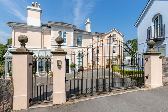 3 bed flat for sale in Sunnyhill Higher Warberry Road, Torquay TQ1