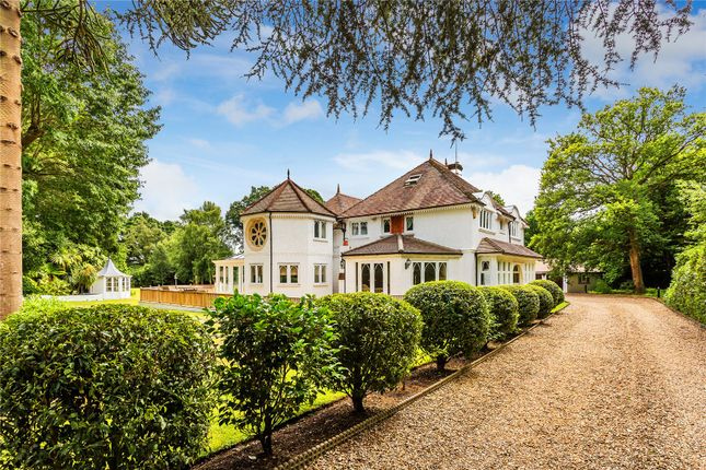 Thumbnail Detached house for sale in Pirbright, Woking, Surrey