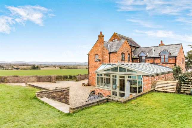 Thumbnail Detached house for sale in Church Lane, Norton, Gloucestershire