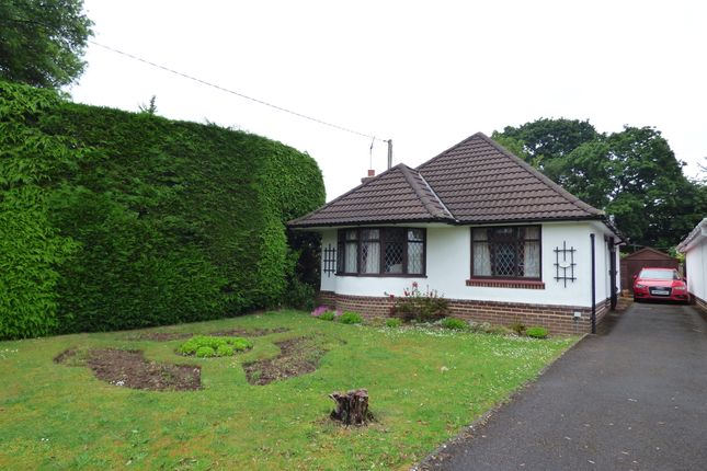 Thumbnail Bungalow for sale in Testwood Lane, Totton