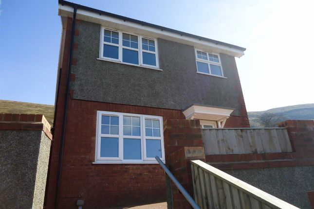Thumbnail Detached house to rent in Glyn Milwr, Blaina, Abertillery