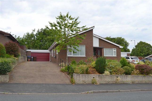 Thumbnail Detached bungalow for sale in Ballington View, Leek