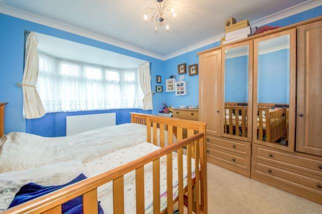 Master Bedroom of Rosemary Avenue, London N9