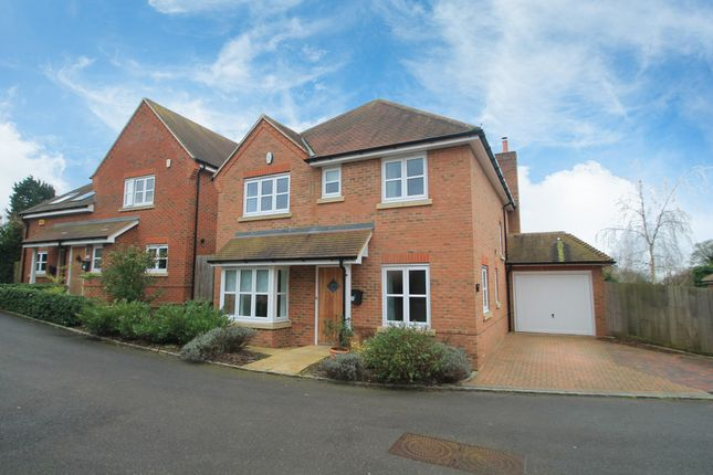 Thumbnail Detached house for sale in Cozens Close, Long Crendon, Aylesbury