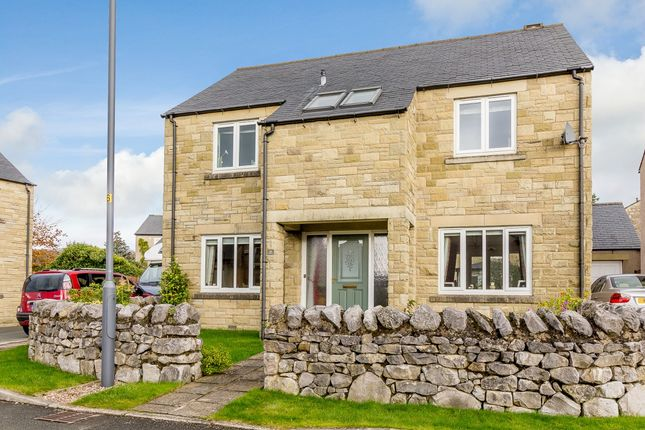 Thumbnail Detached house for sale in Green Meadow Close, Carnforth, North Yorkshire
