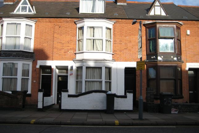 Thumbnail Property to rent in Upperton Road, West End, Leicester