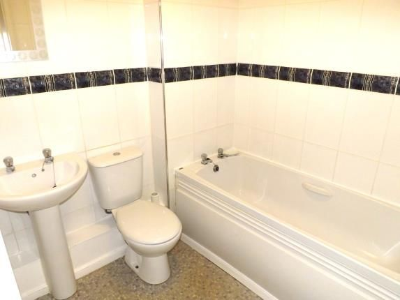 Bathroom of College Fields, Cronton Lane, Widnes, . WA8