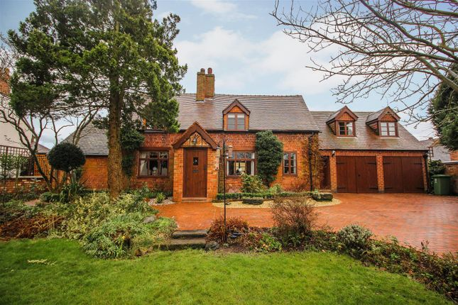 Thumbnail Property for sale in School Road, Wheaton Aston, Stafford