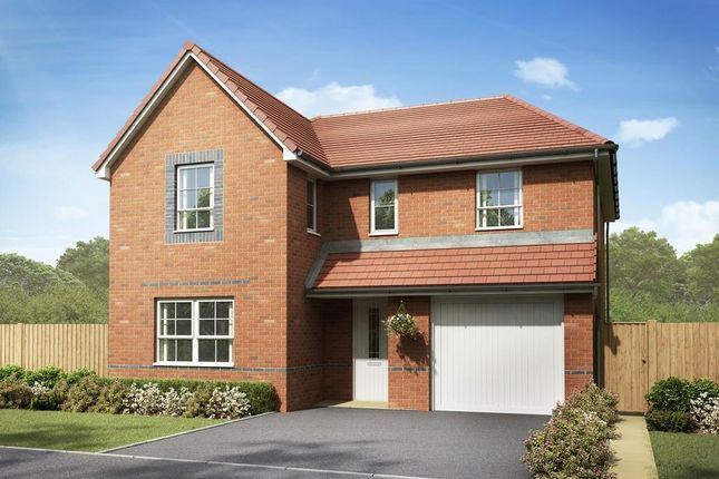 """Thumbnail Detached house for sale in """"Hale"""" at Austen Drive, Tamworth"""