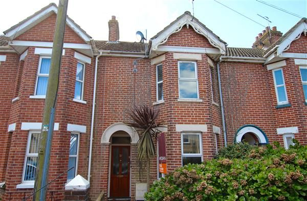 Thumbnail Terraced house to rent in St. Margarets Road, Poole