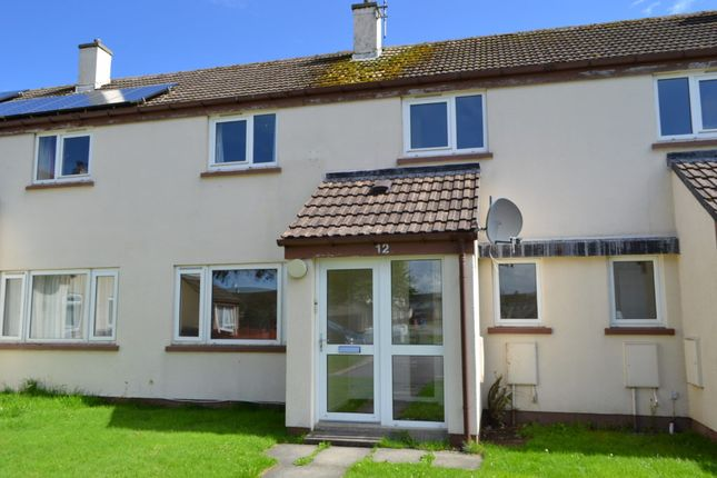 Thumbnail Terraced house for sale in 12 Central Avenue, Kinloss