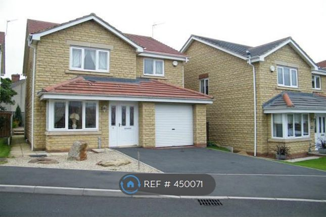 Thumbnail Detached house to rent in Oakfields, Co Durham