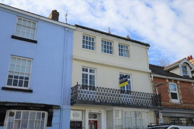 Thumbnail Maisonette for sale in Fore Street, Shaldon, Devon
