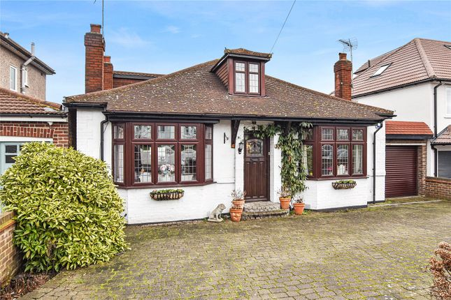 3 bed bungalow for sale in Sandhurst Road, Bexley, Kent DA5