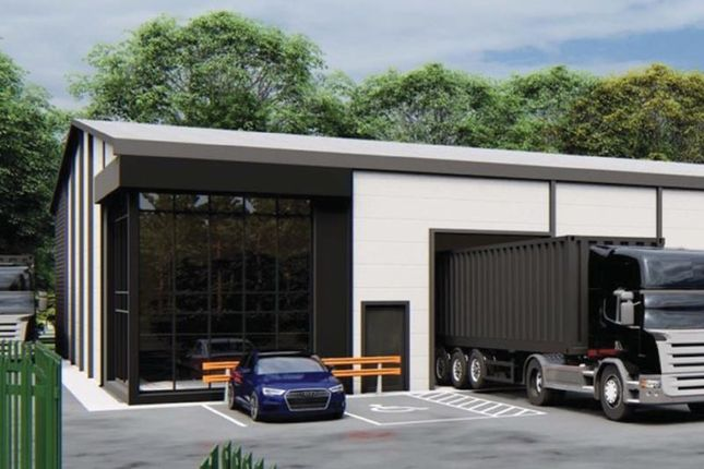 Thumbnail Industrial to let in New Industrial Units, Colburn, Catterick