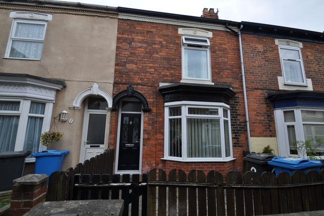 Thumbnail Terraced house for sale in St. Georges Villas, Hull, East Riding Of Yorkshire