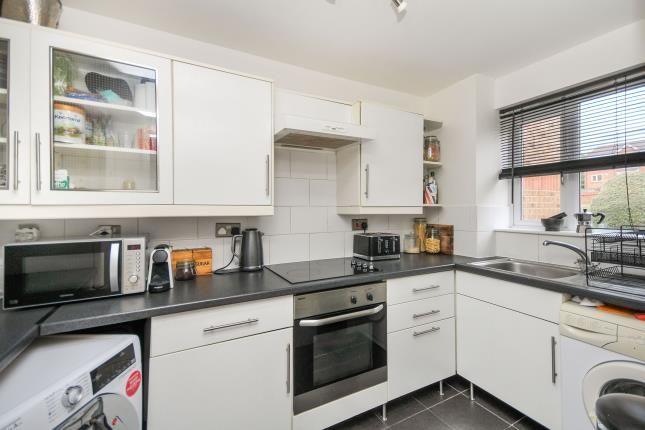 Kitchen of Bryce House, John Williams Close, London SE14