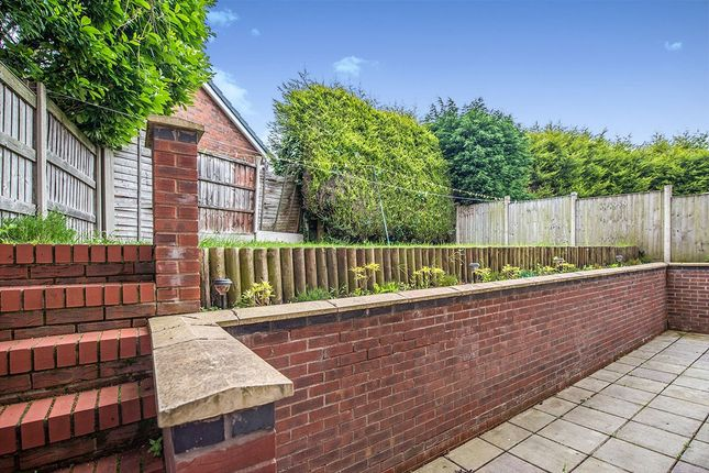 Rear Garden of Kingsbury Court, Skelmersdale, Lancashire WN8