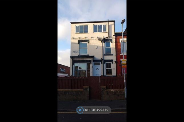 Thumbnail End terrace house to rent in Leeds 9, Leeds