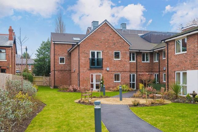 Thumbnail Flat for sale in County Road, Aughton, Ormskirk