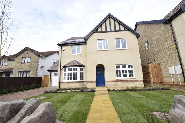Thumbnail Detached house for sale in Plot 14, The Chestnuts, Winscombe, Somerset