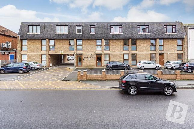 Thumbnail Flat to rent in Western Road, Romford