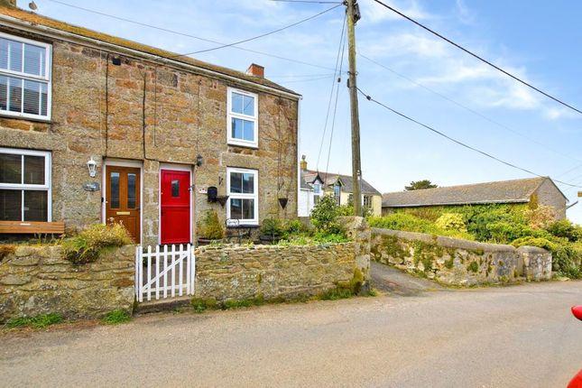 End terrace house for sale in Boslandew Hill, Paul, Penzance, Cornwall