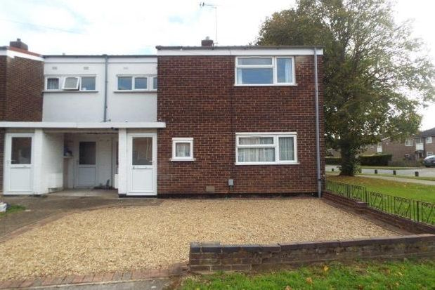 Thumbnail End terrace house to rent in Lower Sean, Stevenage