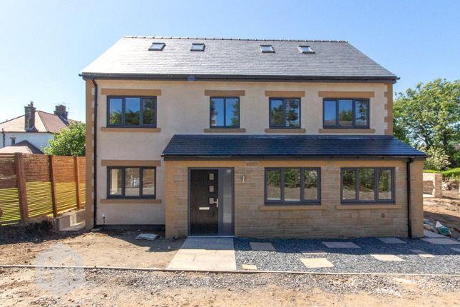 Thumbnail Detached house for sale in Helmshore Road, Haslingden, Rossendale