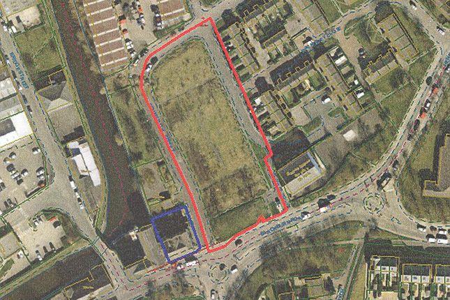 Thumbnail Land for sale in Blackburn Road, Accrington