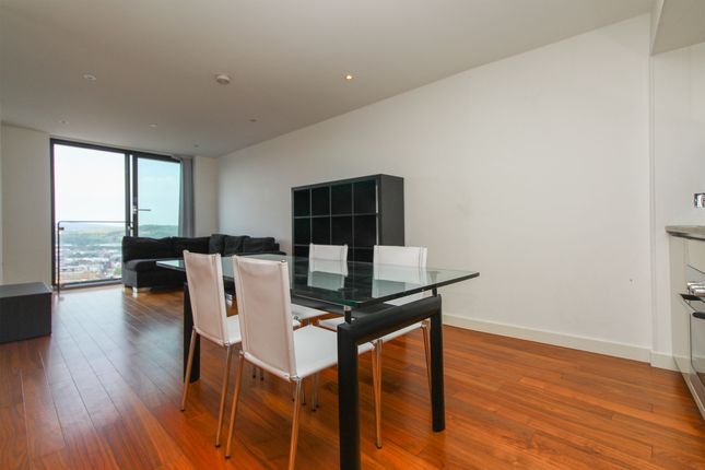 Living Area of 22nd Floor, City Lofts, 7 St Pauls Square S1