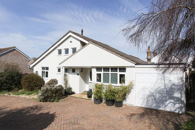 Thumbnail Detached bungalow for sale in Rippleside Road, Clevedon