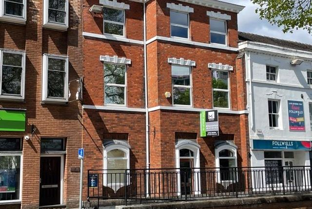 Thumbnail Office to let in 34, Ironmarket, Newcastle-Under-Lyme