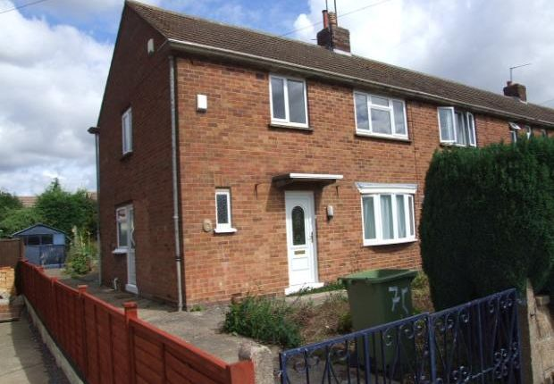 Thumbnail End terrace house to rent in Upper Queen Street, Rushden