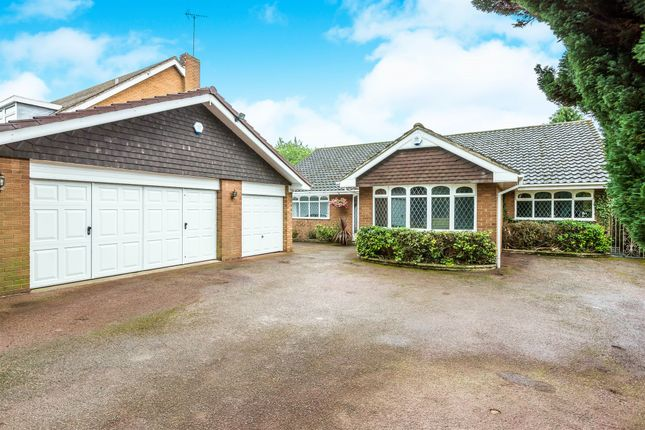 Thumbnail Detached bungalow for sale in Newfield Road, Hagley, Stourbridge